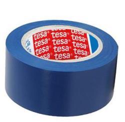 Tesa Banda adeziva pentru marcare 50mm x 33m albastra, TESA