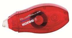 KORES Roller adeziv cu lipici permanent 8mm x 10m, KORES