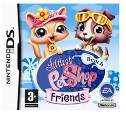 Electronic Arts Littlest Pet Shop Beach Friends (Nintendo DS)