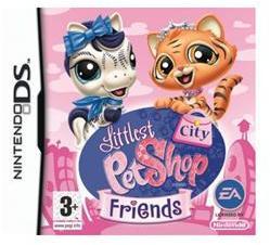 Electronic Arts Littlest Pet Shop City Friends (Nintendo DS)