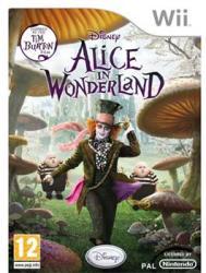 Disney Alice in Wonderland (Wii)