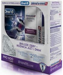 Oral-B Pro 600 Whitening Pack