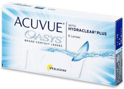 Johnson & Johnson Acuvue Oasys with Hydraclear Plus (6) - 2 heti