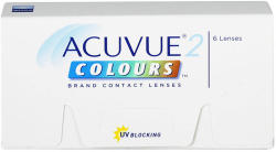 Johnson & Johnson Acuvue 2 Colours (6) - 2 heti (fedőszín)
