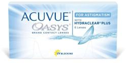 Johnson & Johnson Acuvue Oasys for Astigmatism (6) - 2 heti