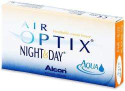 Alcon Air Optix Night&Day Aqua (6) - Havi