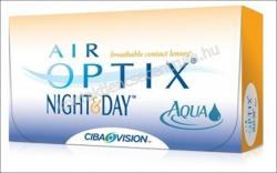 Alcon Air Optix Night&Day Aqua (3) - Havi