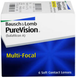 Bausch & Lomb PureVision Multi-Focal (6) - Havi