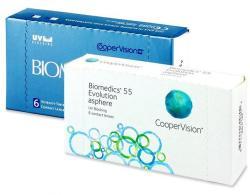 CooperVision Biomedics 55 Evolution (6 db) - Havi