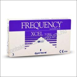 CooperVision Frequency XCEL Toric (3) - Havi