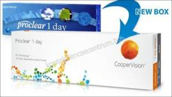 CooperVision Proclear 1-Day (30 db) - Napi