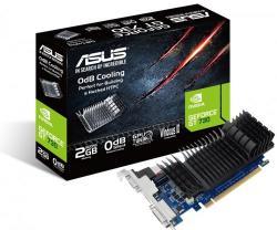 ASUS GeForce GT 710 2GB GDDR5 64bit PCIe (GT710-SL-2GD5-BRK)