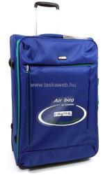Touareg Kétkerekű bővíthető nagy bőrönd (TG6287-L)
