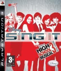 Disney Disney Sing It! High School Musical 3 Senior Year (PS3)