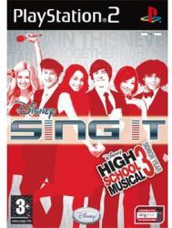 Disney Disney Sing It! High School Musical 3 Senior Year (PS2)