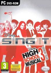 Disney Disney Sing It! High School Musical 3 Senior Year (PC)