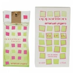 Emanuel Ungaro Apparition Facets EDT 50ml