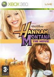 Disney Hannah Montana The Movie (Xbox 360)