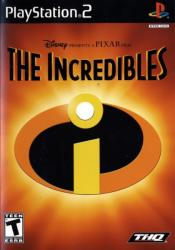 THQ The Incredibles (PS2)