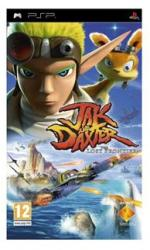 Sony Jak and Daxter The Lost Frontier (PSP)