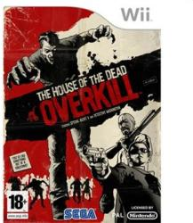 SEGA The House of the Dead Overkill (Wii)