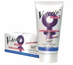 V-Activ vaginakrém 50ml