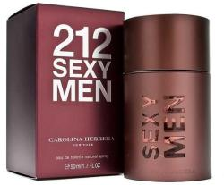 Carolina Herrera 212 Sexy Men EDT 50ml
