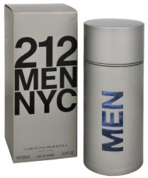 Carolina Herrera 212 Men EDT 100ml