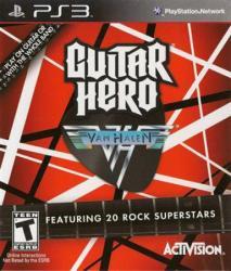 Activision Guitar Hero Van Halen (PS3)