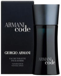 Giorgio Armani Armani Black Code EDT 75ml