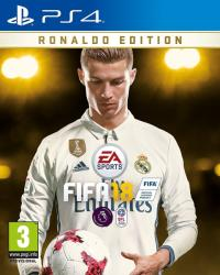 Electronic Arts FIFA 18 [Ronaldo Edition] (PS4)