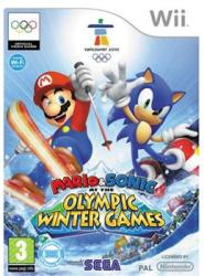 SEGA Mario & Sonic at the Olympic Winter Games (Wii)