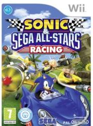 SEGA Sonic & SEGA All-Stars Racing (Wii)