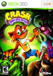 Activision Crash Mind Over Mutant (Xbox 360)