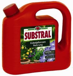 SUBSTRAL Tápoldat Cserepes És Dézsás Növényekhez 2l