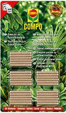 COMPO Táprúd Zöld Növényekhez 30db