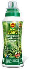 COMPO Tápoldat Zöldnövényekhez És Pálmafélékhez 1l
