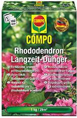 COMPO Hosszúhatású Rhododendrontáp 1kg