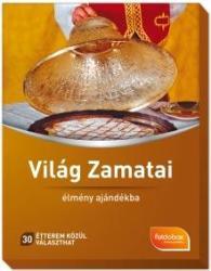 Világ Zamatai ajándékutalvány