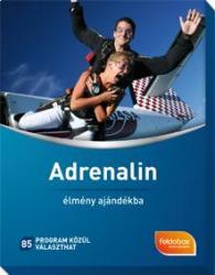 Adrenalin - ajándékutalvány