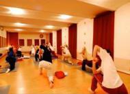 Hétvégi jóga workshop