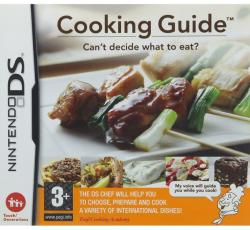 Nintendo Cooking Guide Can't Decide What to Eat? (NDS)