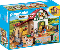 Playmobil Ferma Poneilor (PM6927)