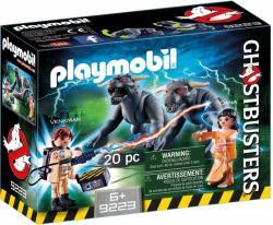 Playmobil Venkman Si Caini Infricosatori (PM9223)