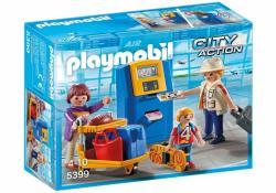 Playmobil Familie La Aparatul De Check In (PM5399)