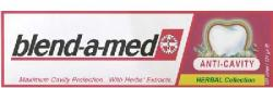 Blend-a-med Anticavity Herbal 50ml