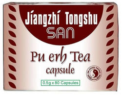 Dr. Chen Jiangzhi Pu Erh teakapszula (80 db)