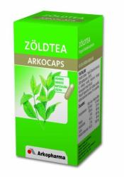 Arkopharma Arkocaps Zöld tea kapszula - 45 db