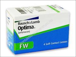 Bausch & Lomb Optima FW (4) - 3 havi