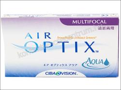 Alcon Air Optix Aqua Multifocal (3) - Havi